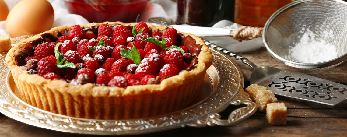 tart-with-fresh-raspberries